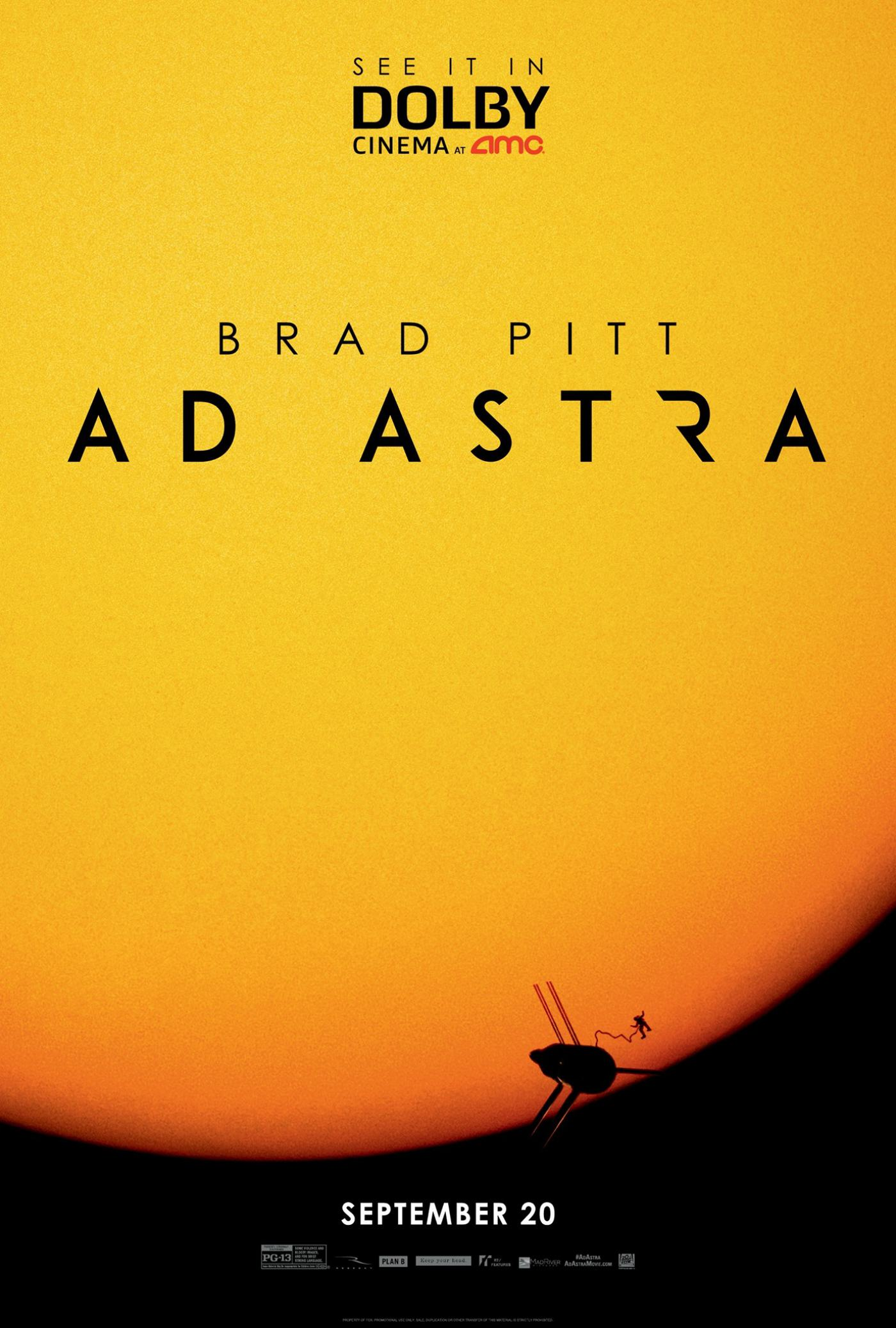 Ad Astra Poster #5