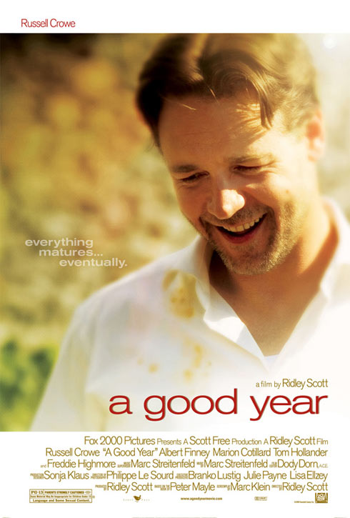 A Good Year Poster #1