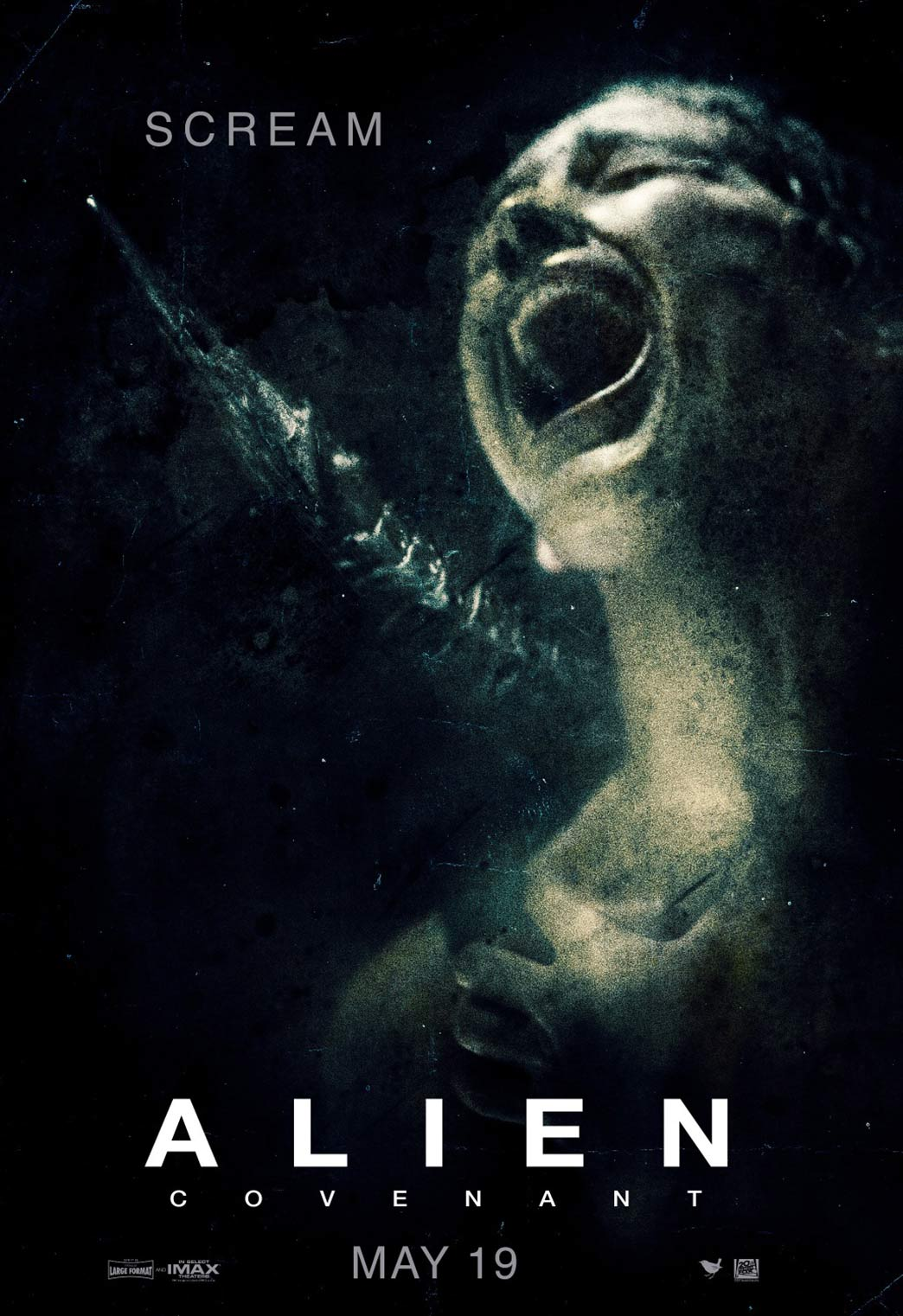 Alien: Covenant Poster #11