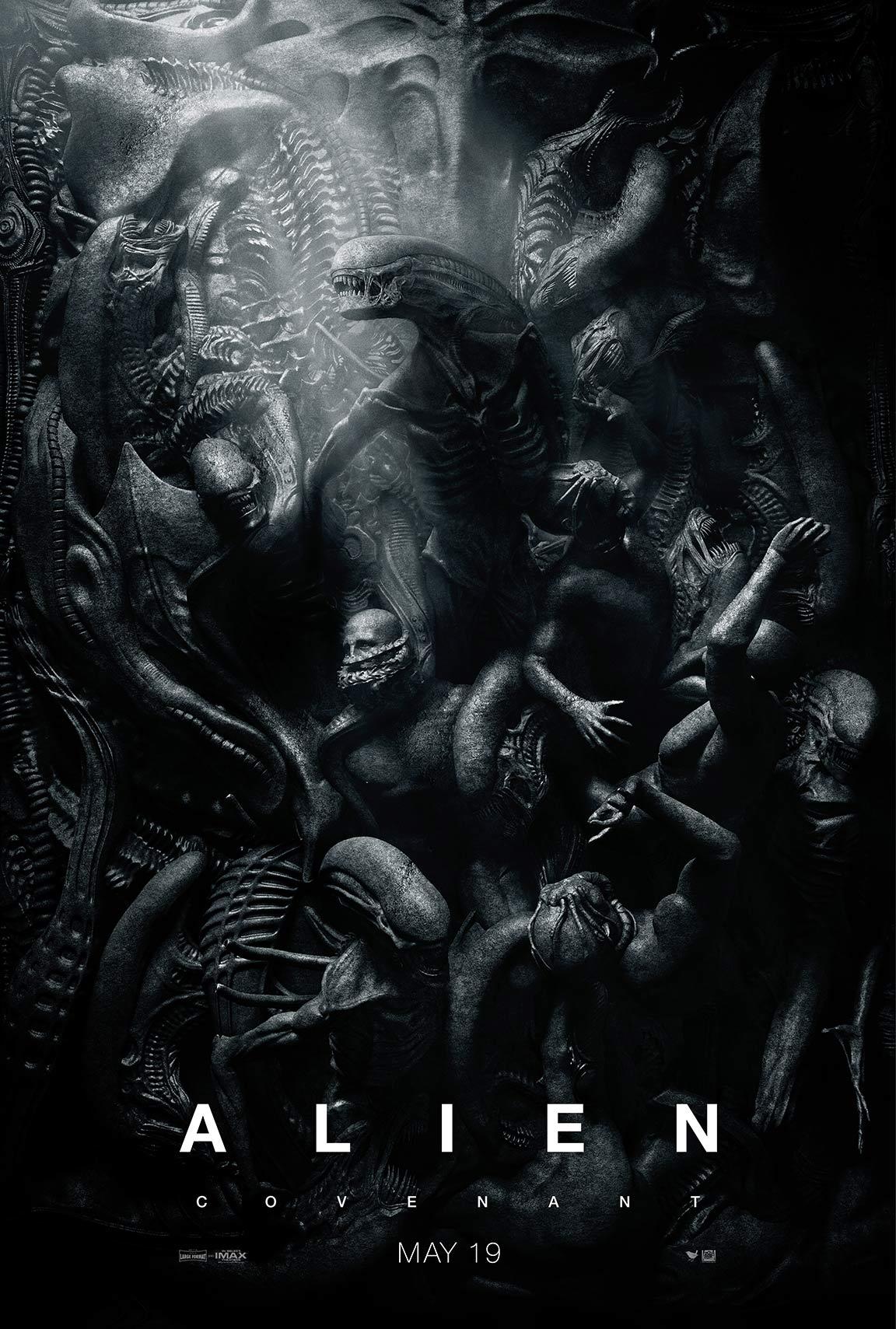 Alien: Covenant Poster #5