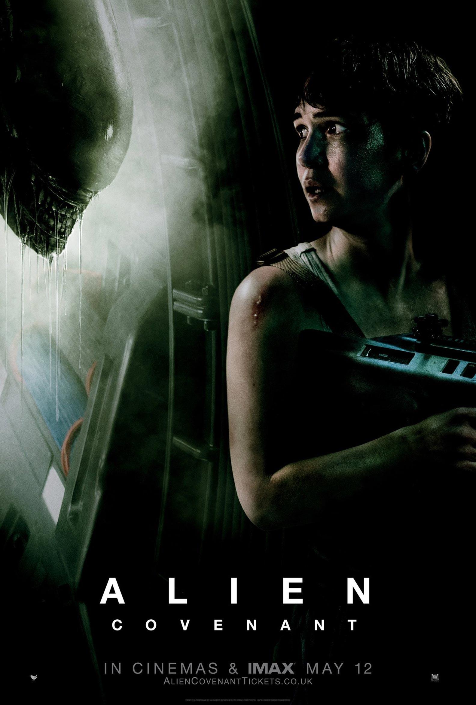 Alien: Covenant Poster #6