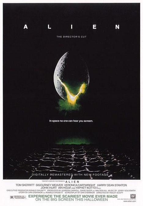 Alien Poster #1