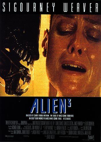 Alien3 Poster #1