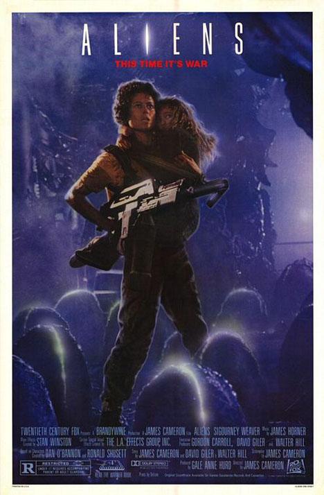 Aliens Poster #1