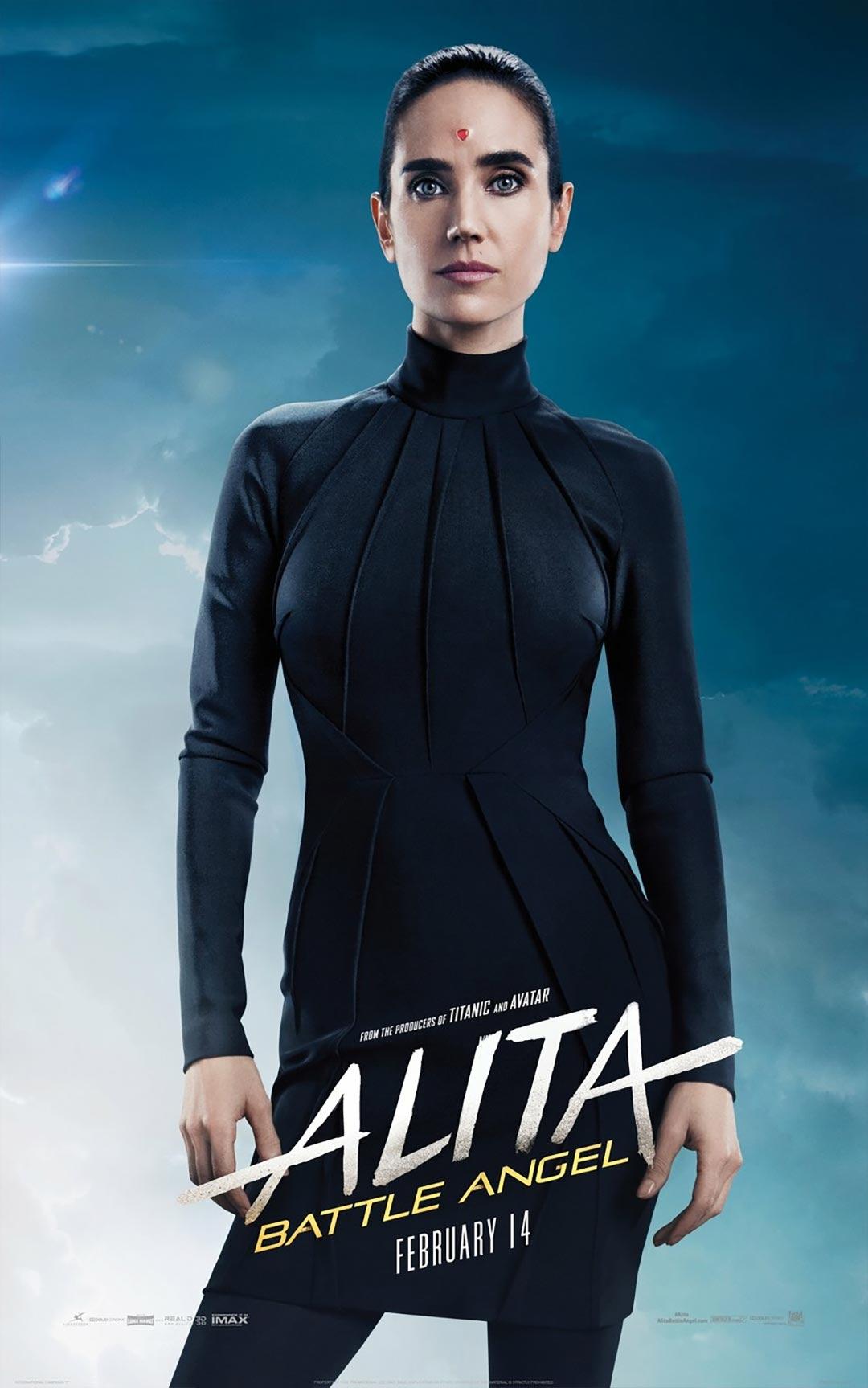 Alita: Battle Angel Poster #10