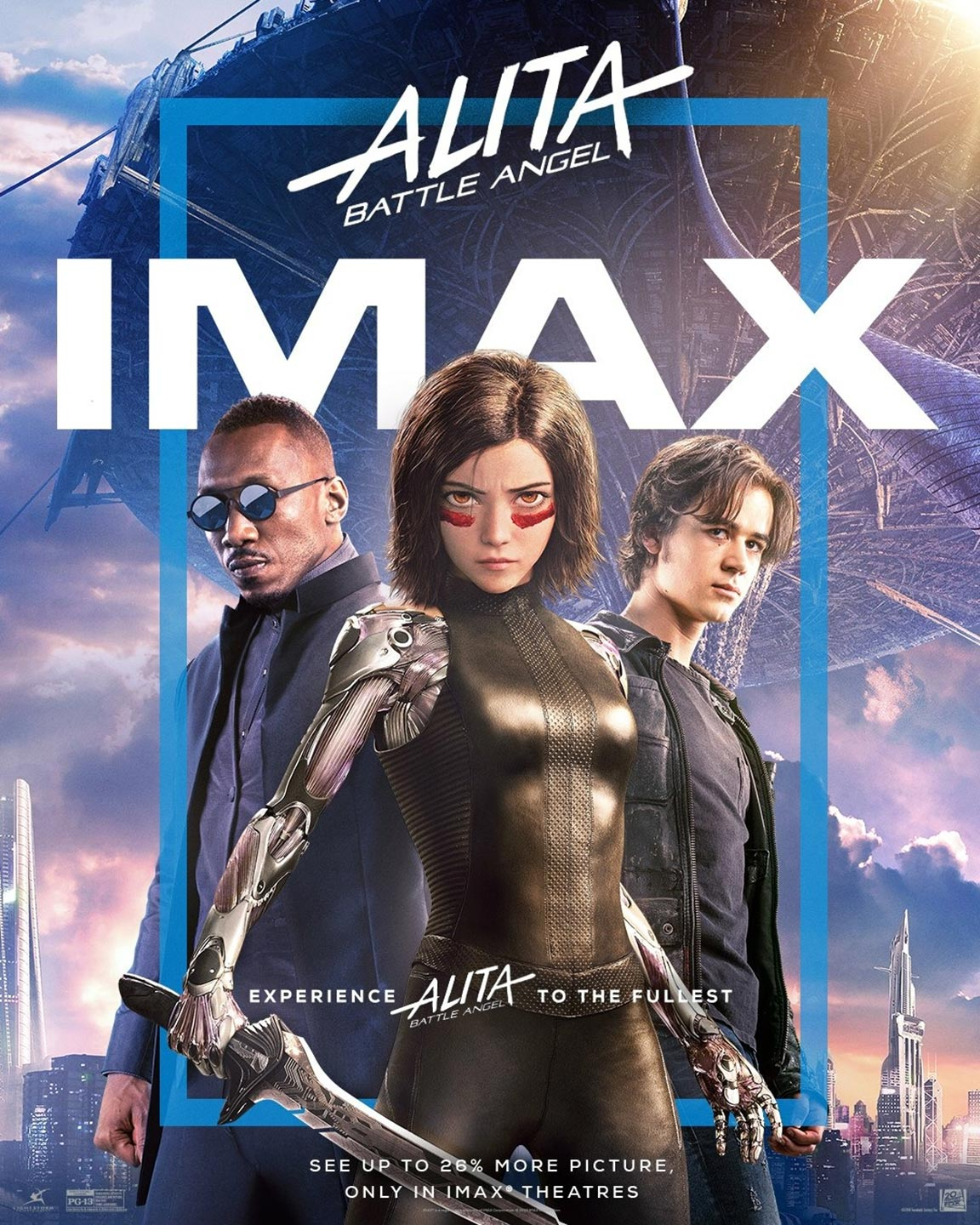 Alita: Battle Angel Poster #14