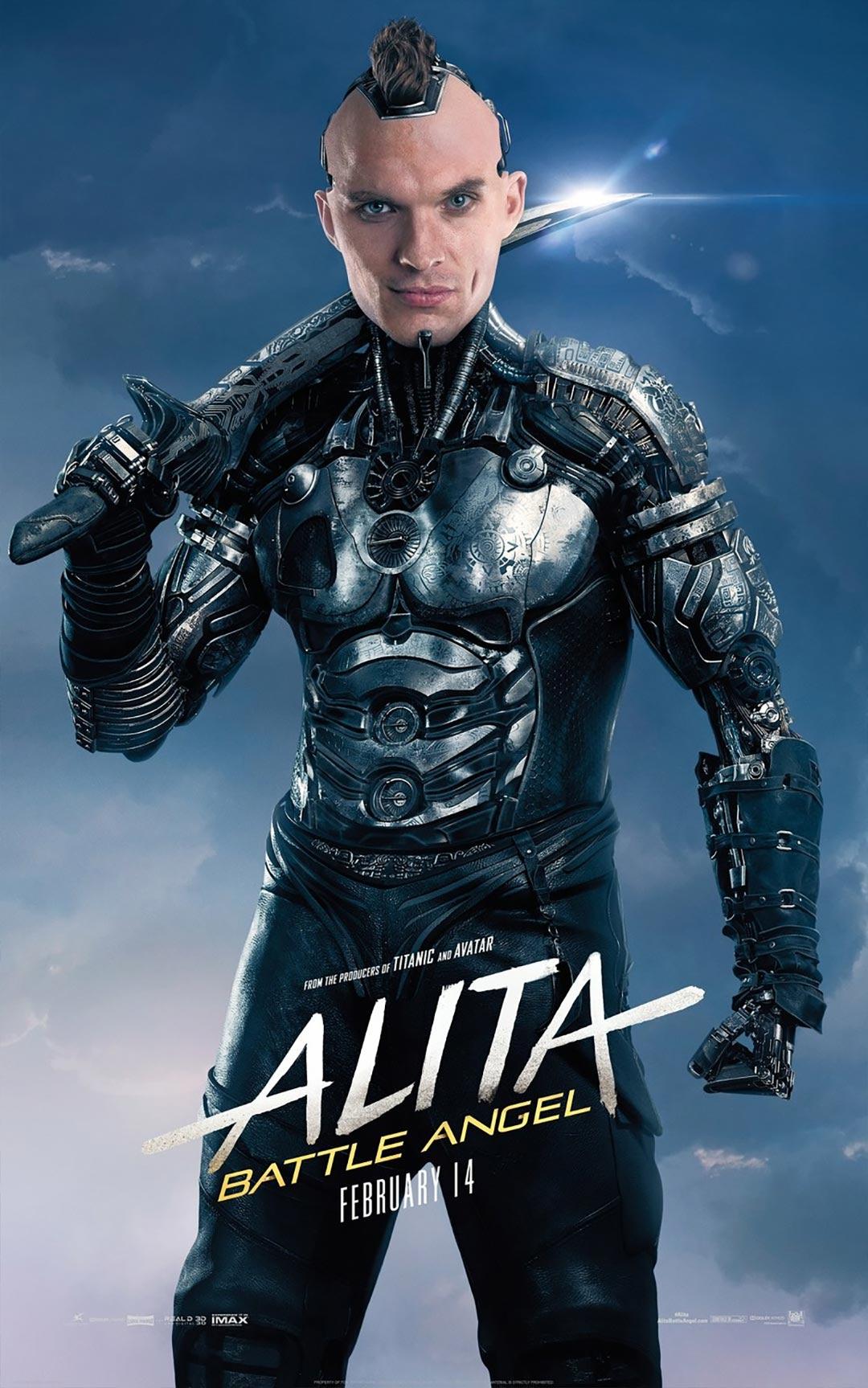 Alita: Battle Angel Poster #4