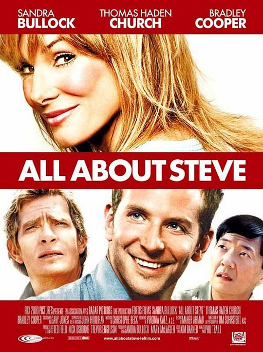 All About Steve Poster #2