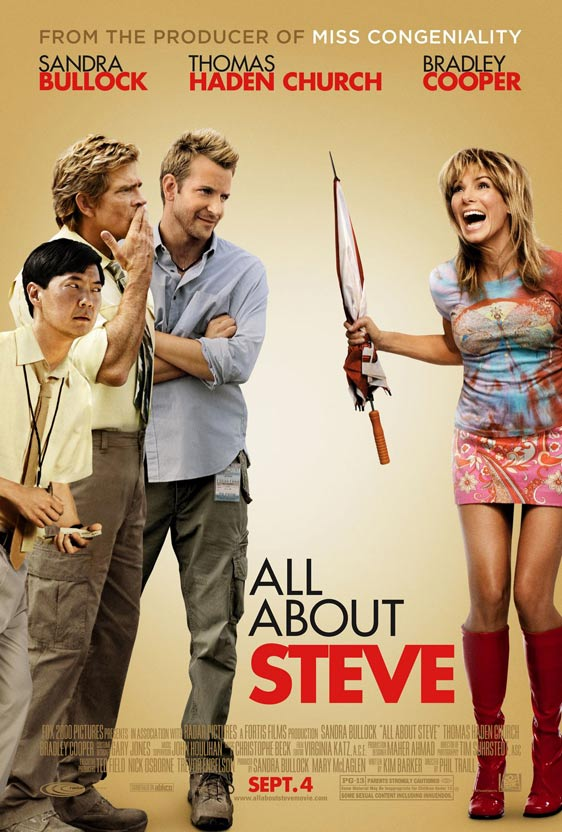 All About Steve Poster #1