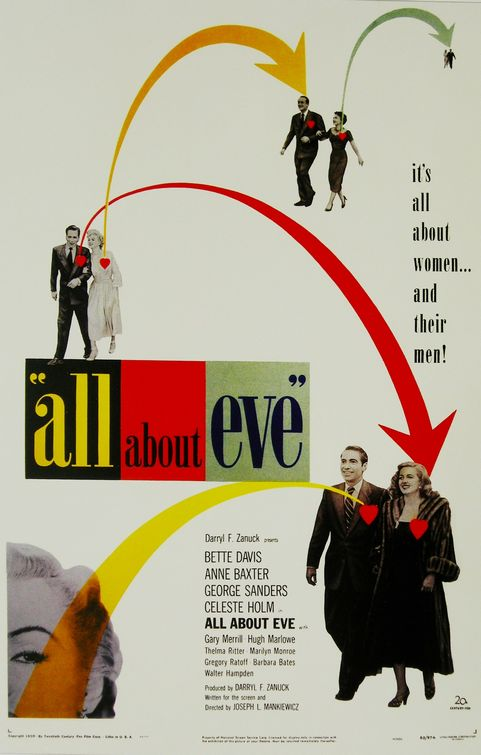 All About Eve Poster #1