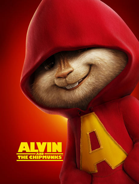 Alvin and the Chipmunks Poster #5