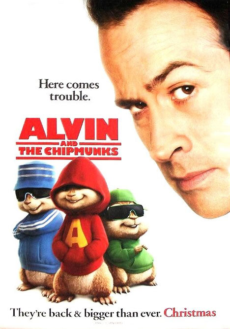 Alvin and the Chipmunks Poster #1