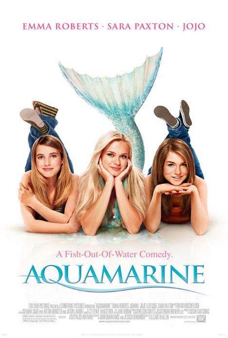 Aquamarine Poster #1