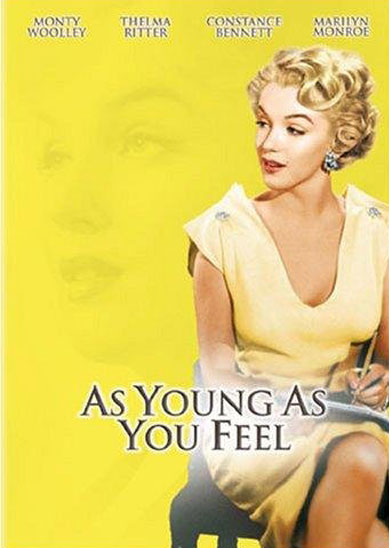 As Young as You Feel Poster #2