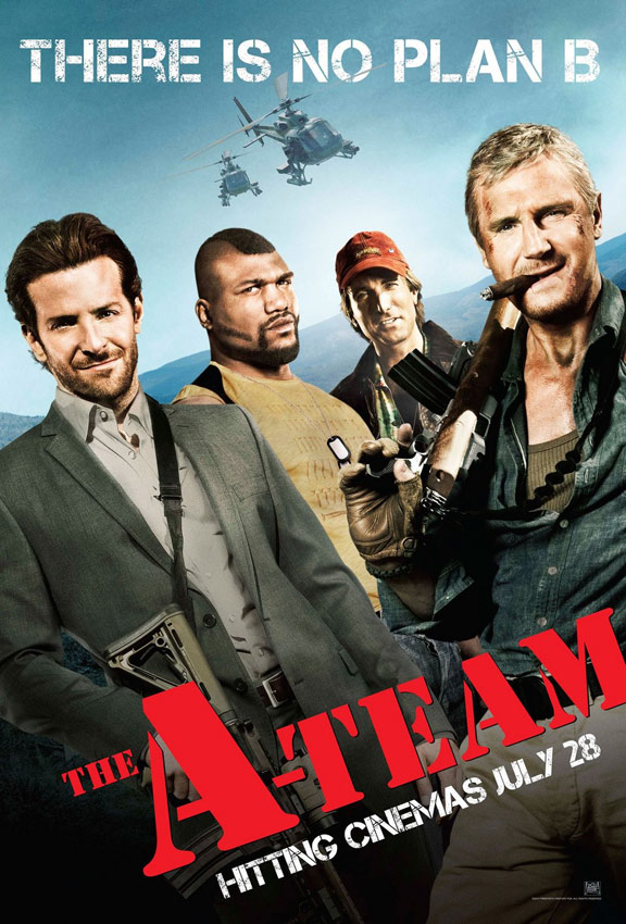 The A-Team Poster #13