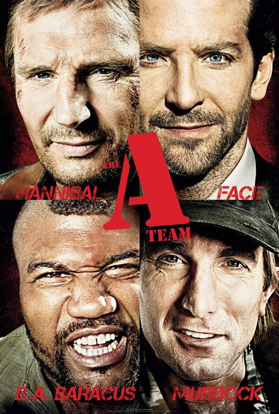 The A-Team Poster #3