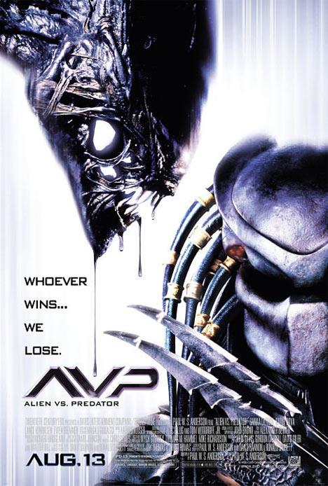 Alien vs. Predator Poster #1