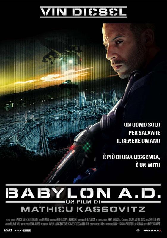 Babylon A.D. Poster #5