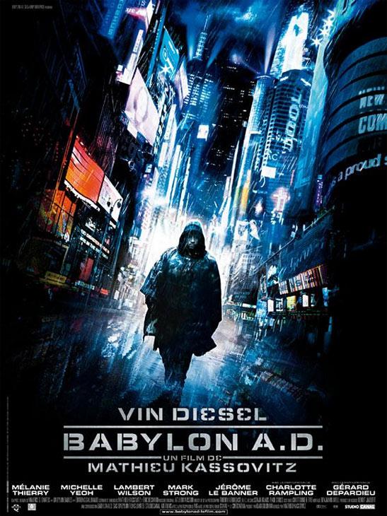 Babylon A.D. Poster #1