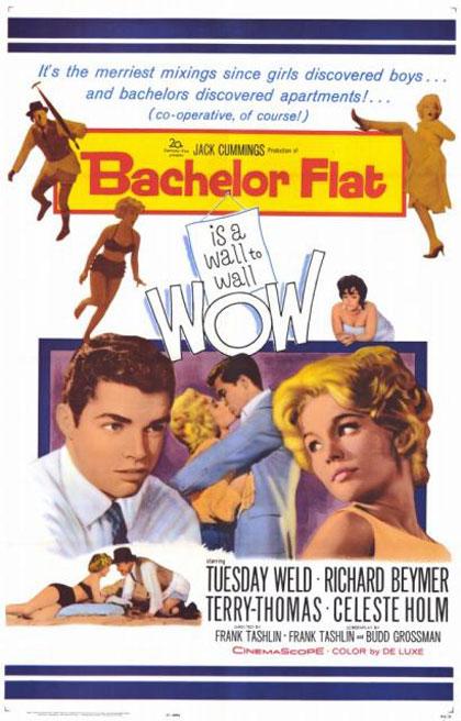 Bachelor Flat Poster #1