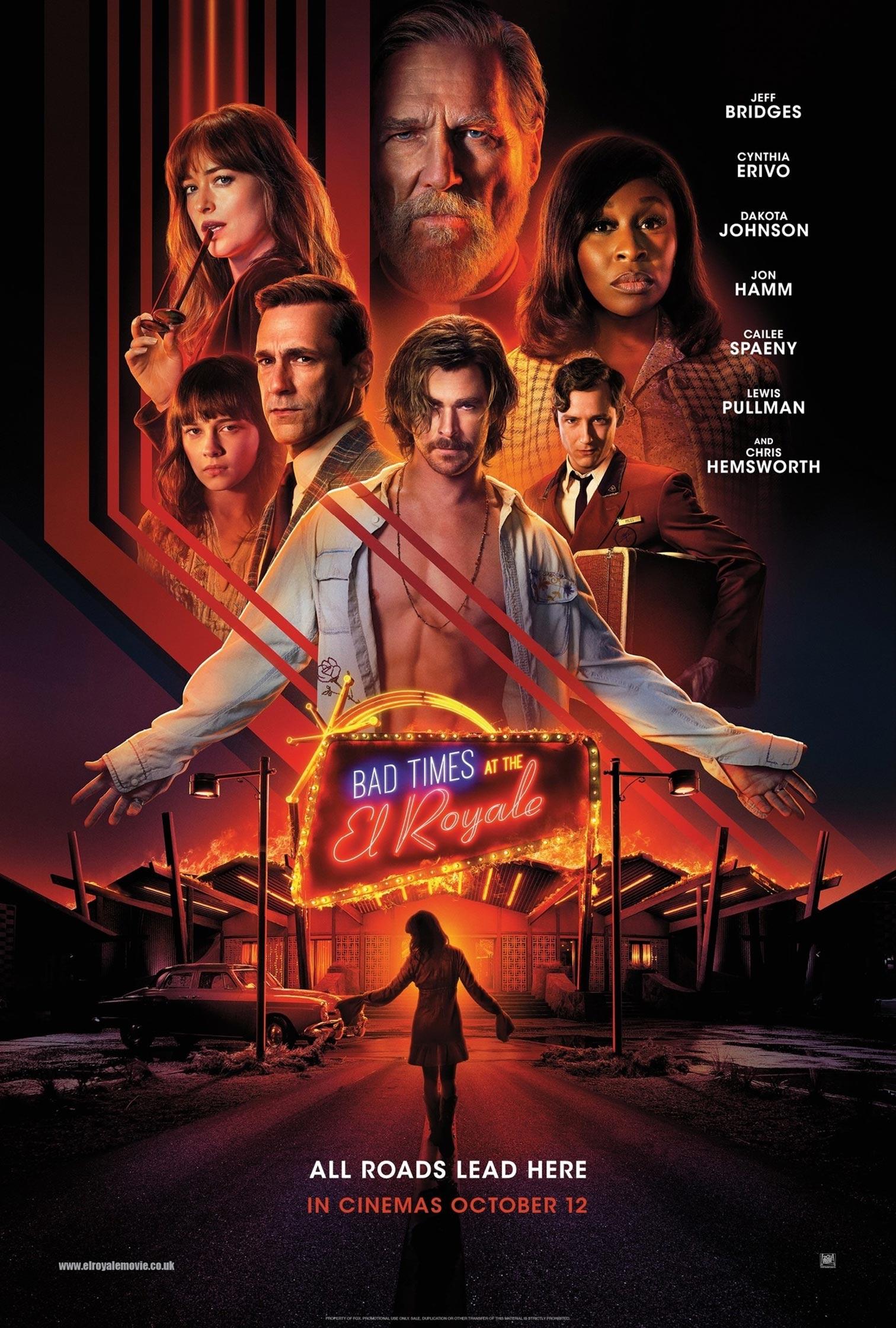 Bad Times at the El Royale Poster #10