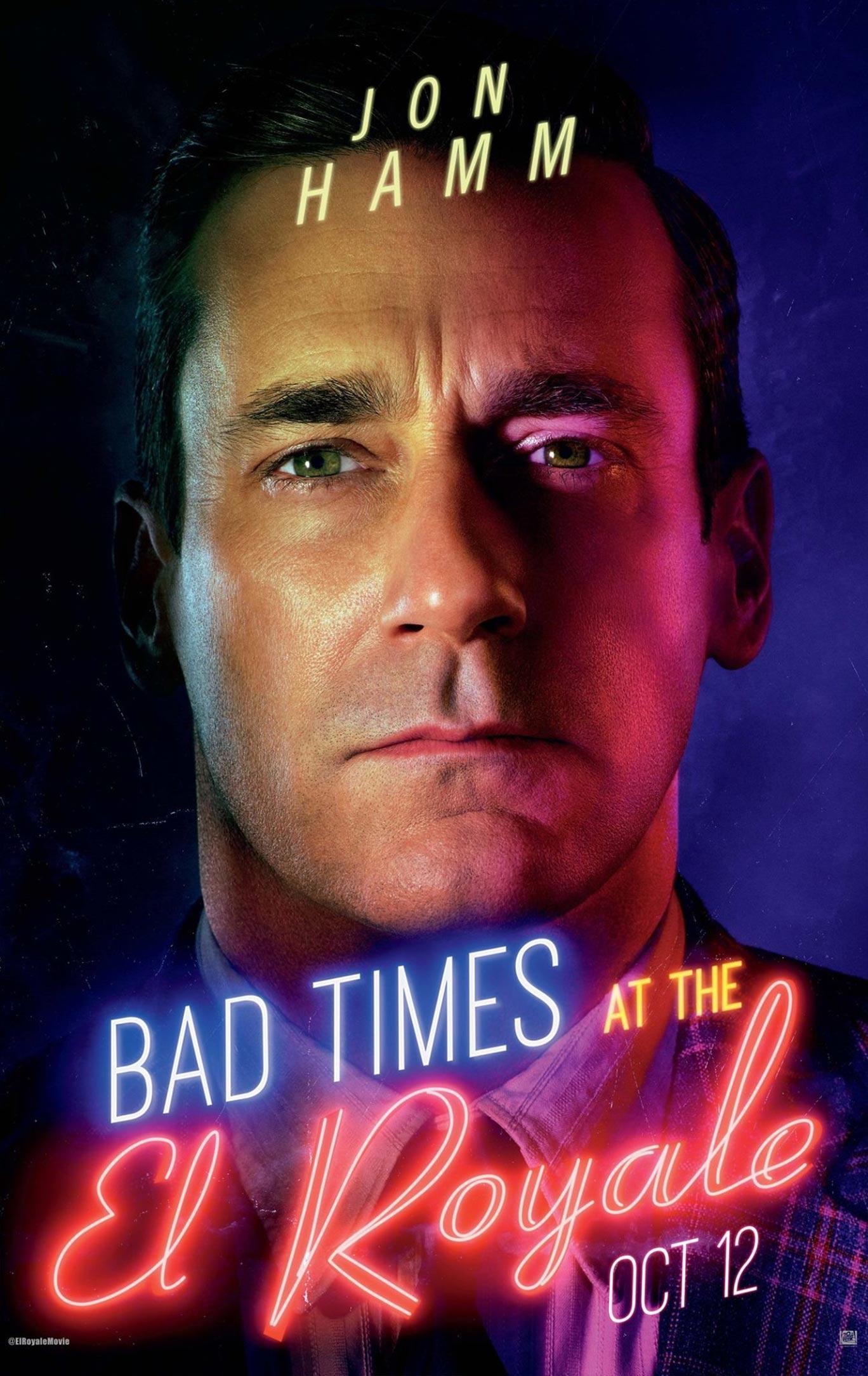 Bad Times at the El Royale Poster #12