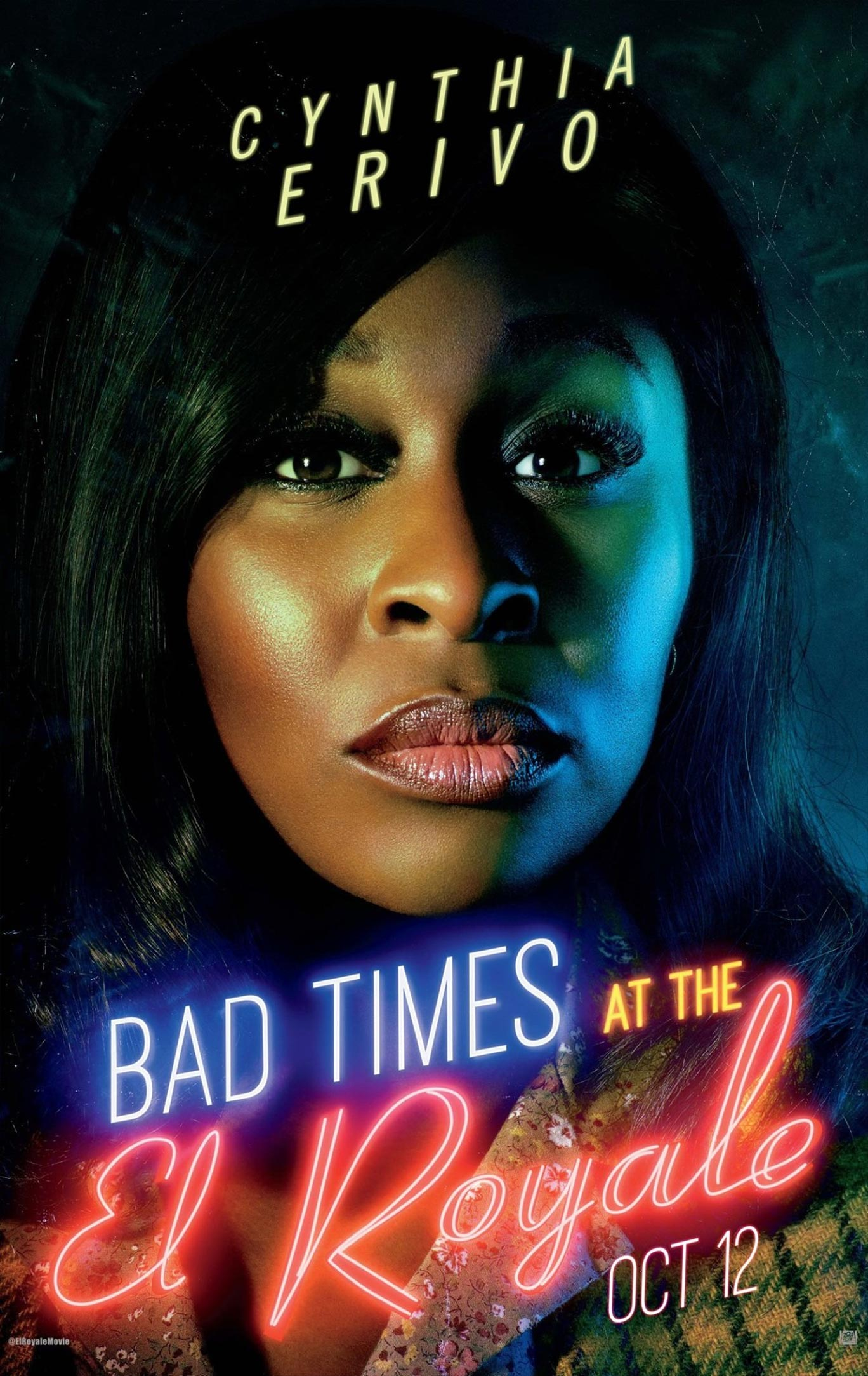 Bad Times at the El Royale Poster #13