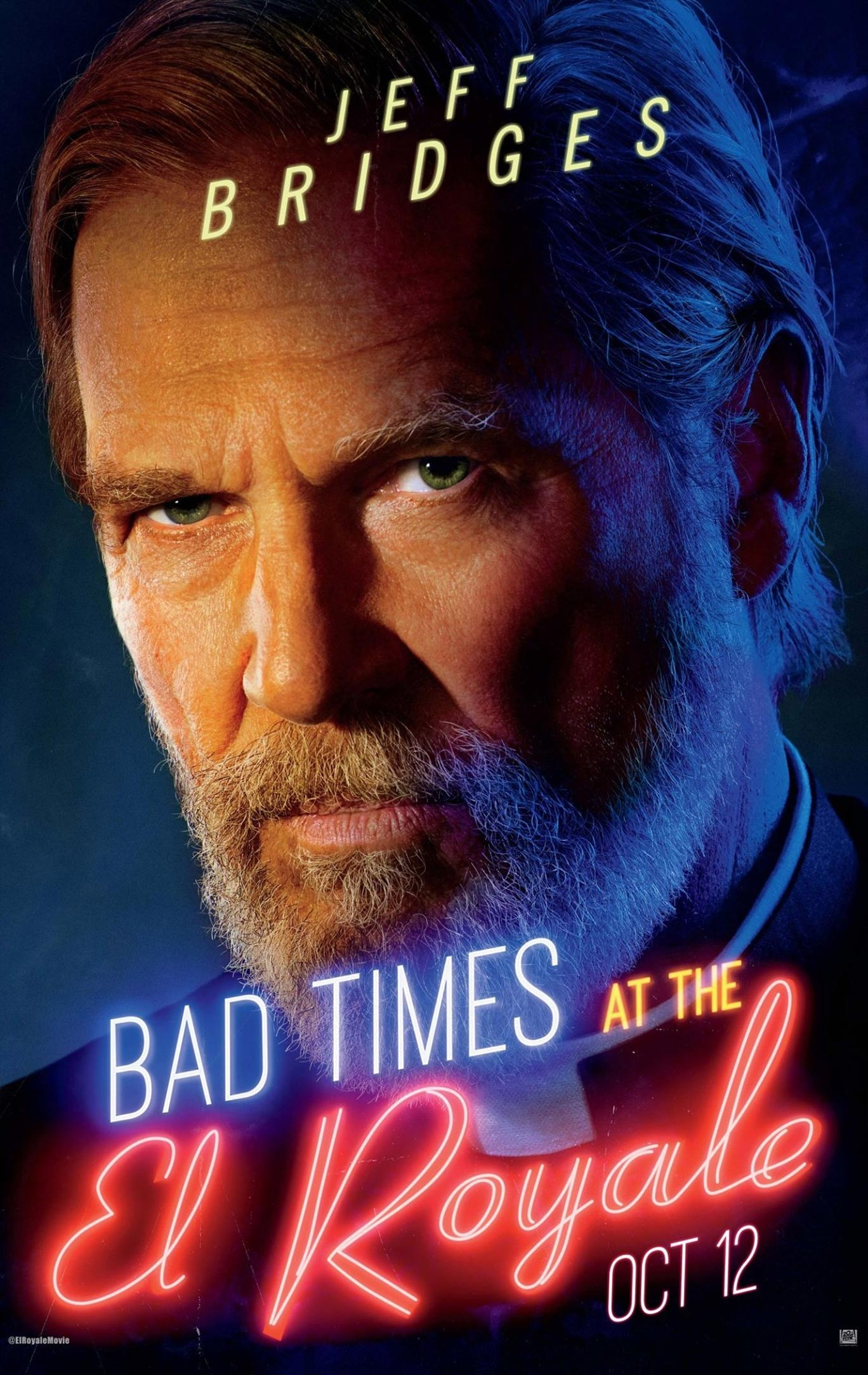 Bad Times at the El Royale Poster #14
