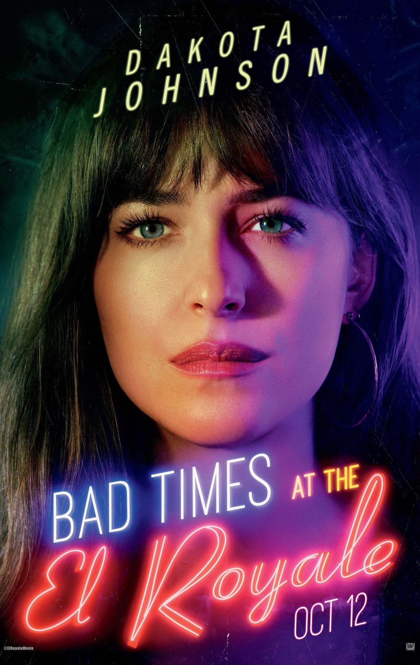 Bad Times at the El Royale Poster #16