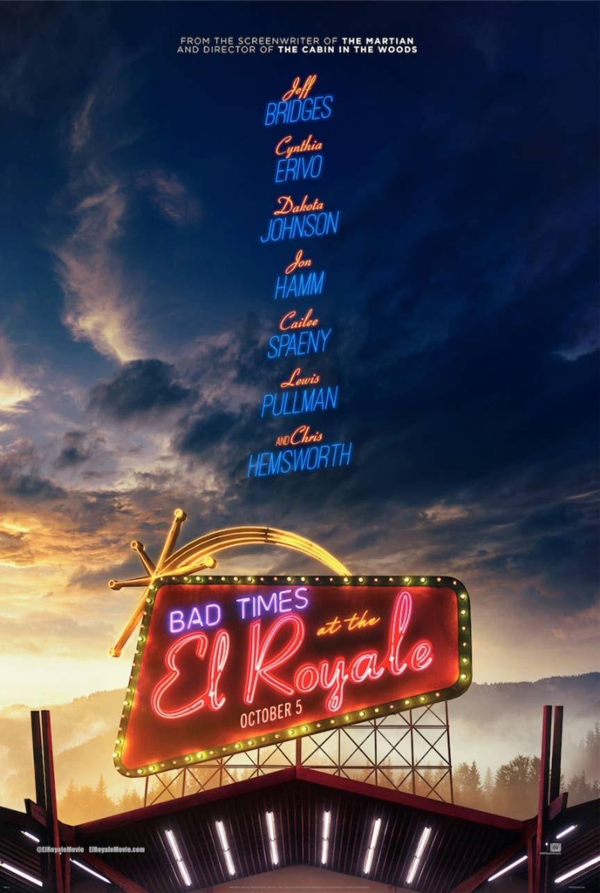 Bad Times at the El Royale Poster #1