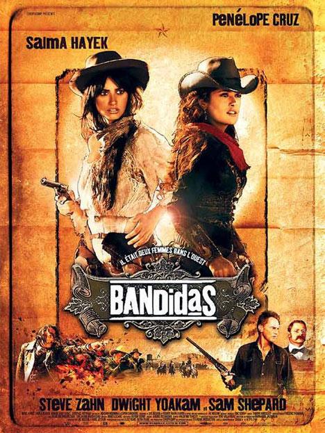 Bandidas Poster #1