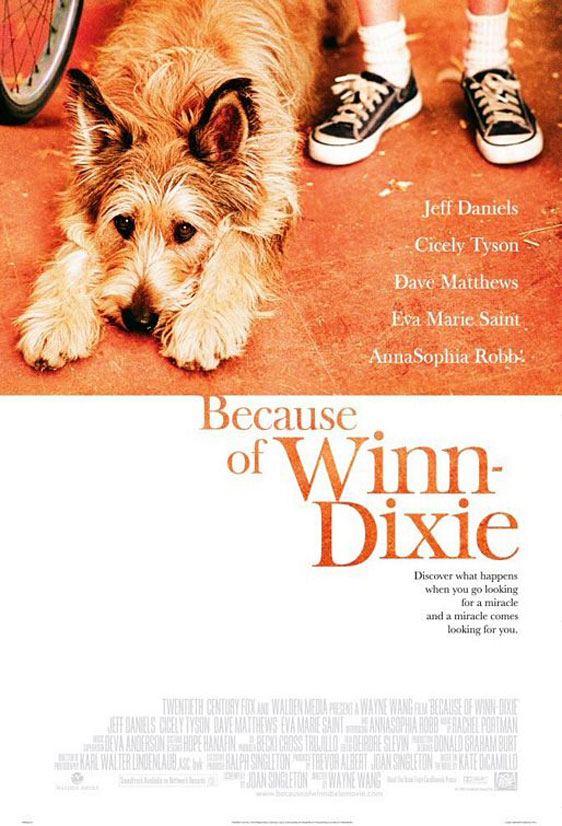 Because of Winn-Dixie Poster #1