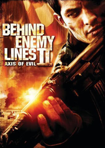 Behind Enemy Lines II: Axis of Evil Poster #1