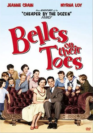 Belles on Their Toes Poster #1
