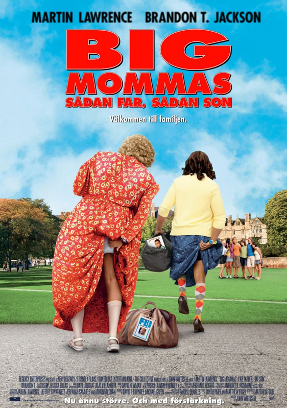Big Mommas: Like Father, Like Son Poster #2
