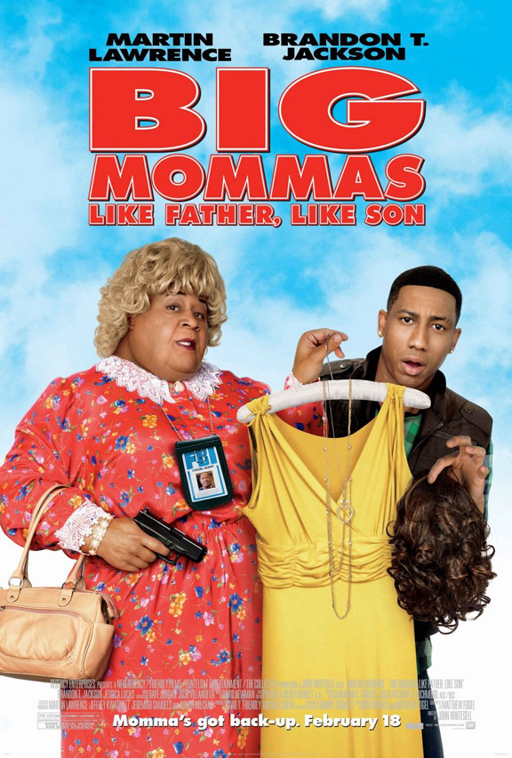 Big Mommas: Like Father, Like Son Poster #1