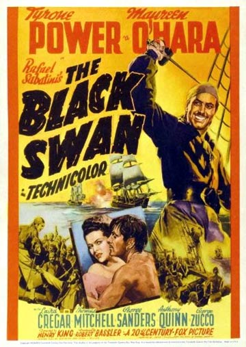 The Black Swan Poster #1