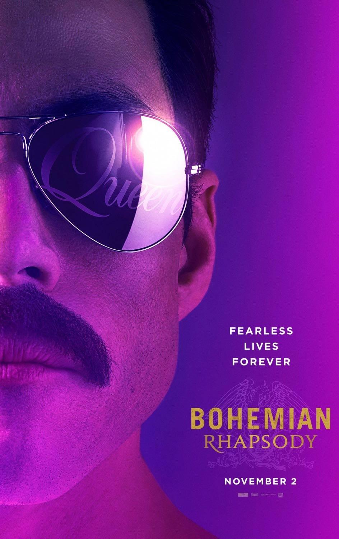 Bohemian Rhapsody Poster #1