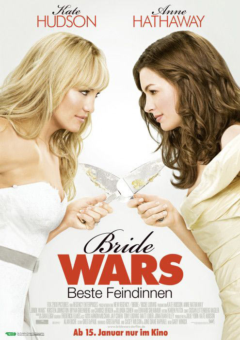 Bride Wars Poster #2