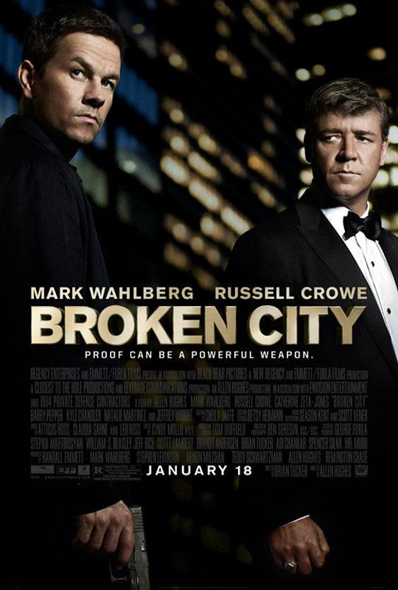 Broken City Poster #1