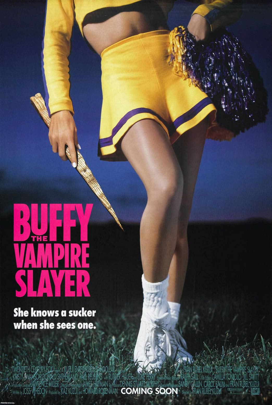 Buffy the Vampire Slayer Poster #2