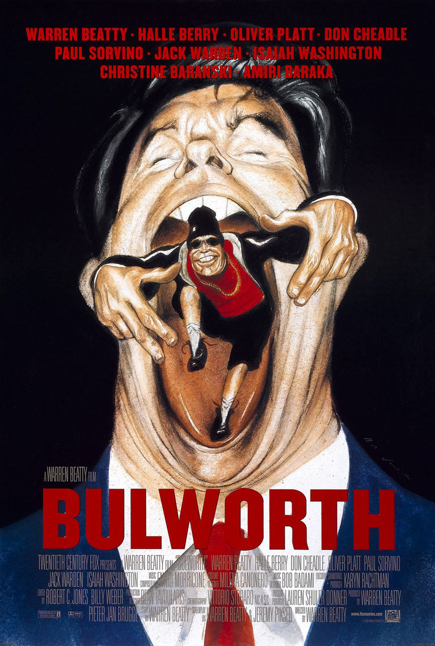 Bulworth Poster #1