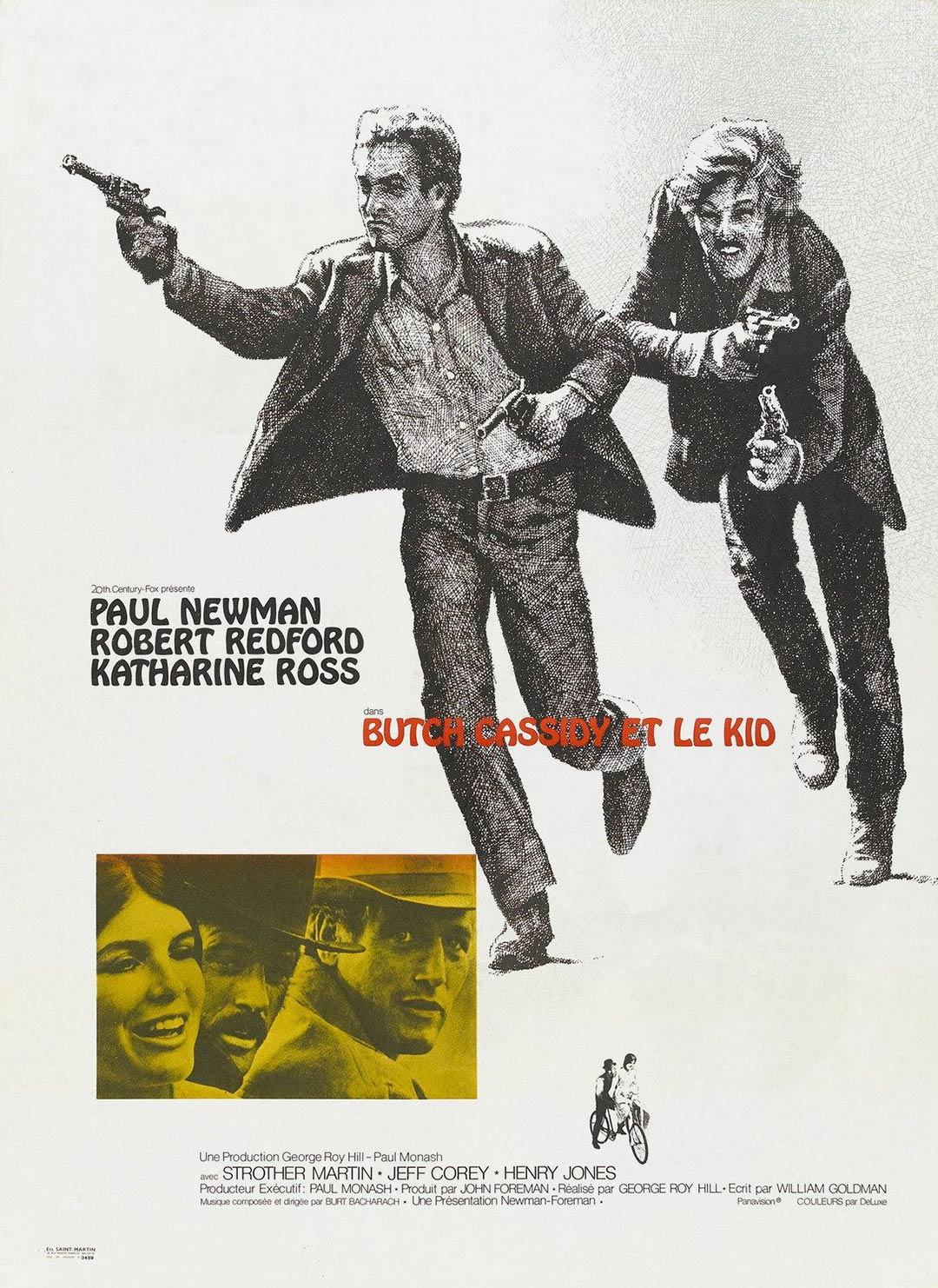 Butch Cassidy and the Sundance Kid Poster #6