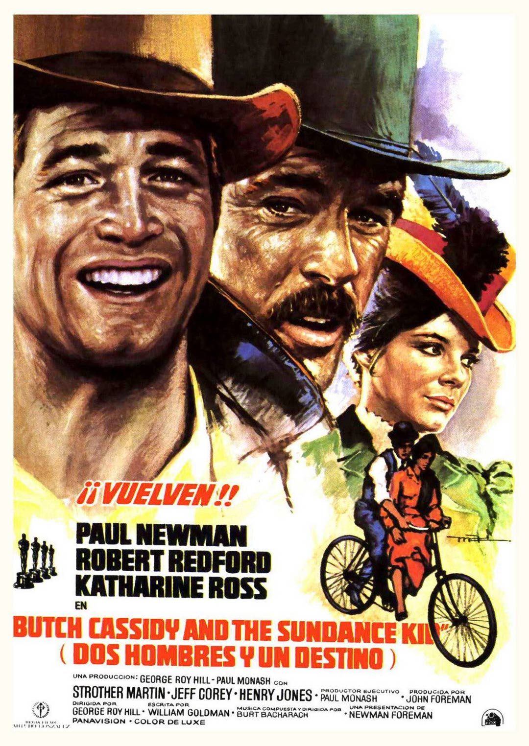 butch cassidy and the sundance kid essay The biggest take-away from the modest american experience film butch cassidy & the sundance kid is the theme.