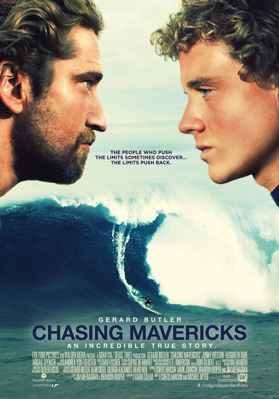 Chasing Mavericks Poster #2