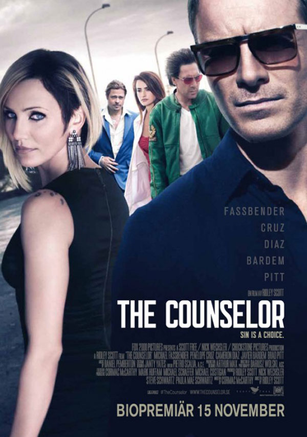 The Counselor Poster #9