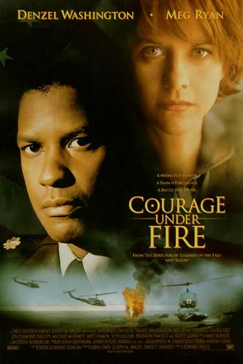 Courage Under Fire Poster #1