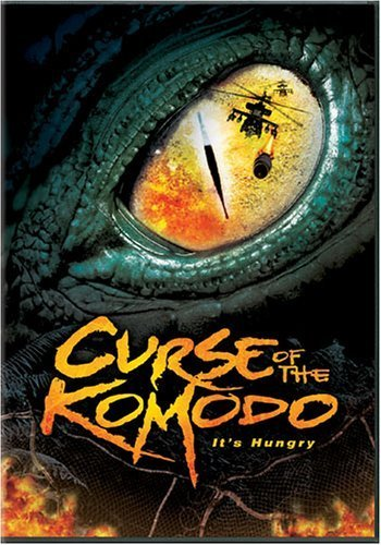 Curse Of the Komodo Poster #1