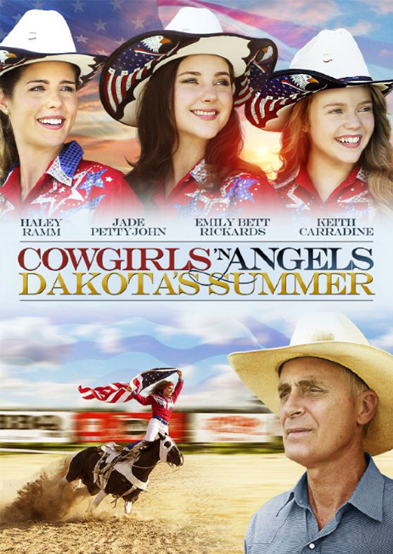 Cowgirls 'n Angels Dakota's Summer Poster #1