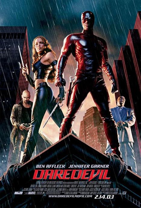 Daredevil Poster #1
